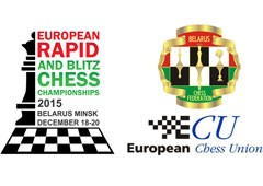 European Individual Rapid And Blitz Chess Championship-2015